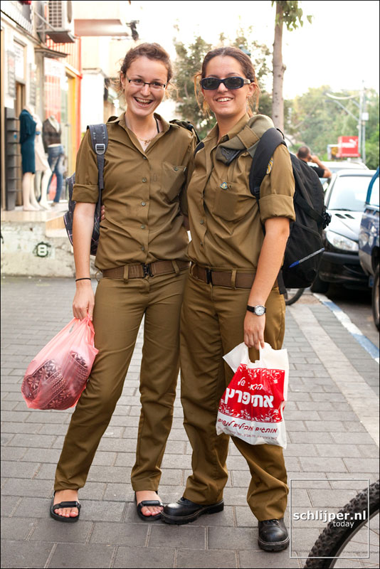 Israel, Tel Aviv, 11 oktober 2009
