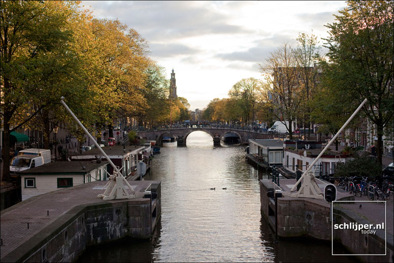 Nederland, Amsterdam, 15 oktober 2009
