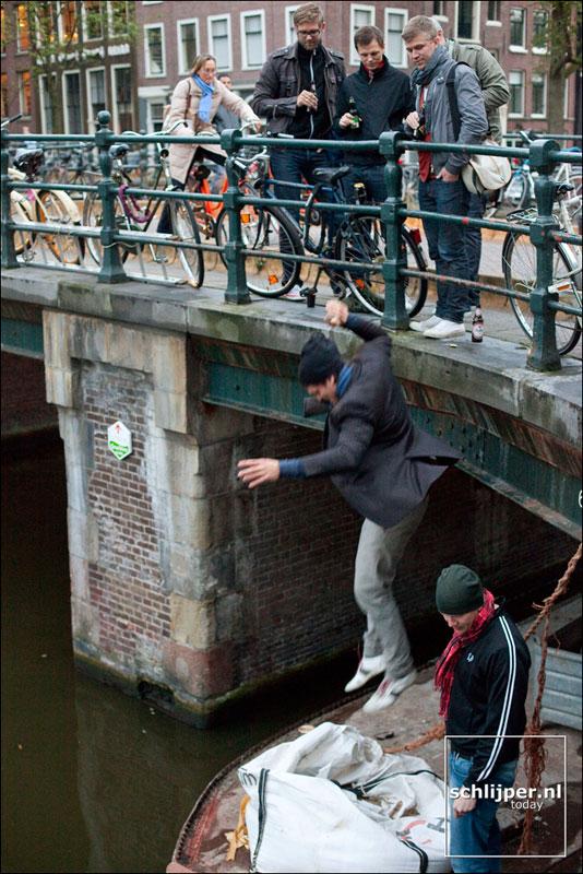 Nederland, Amsterdam, 18 oktober 2009