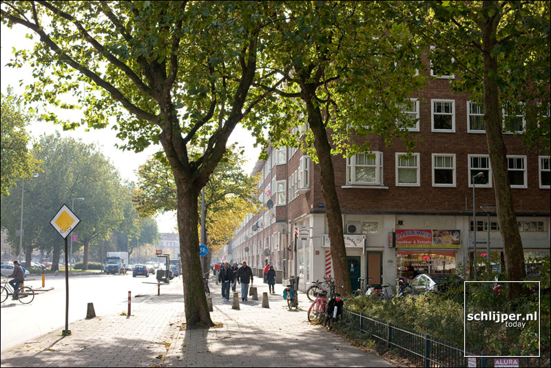 Nederland, Amsterdam, 21 oktober 2009