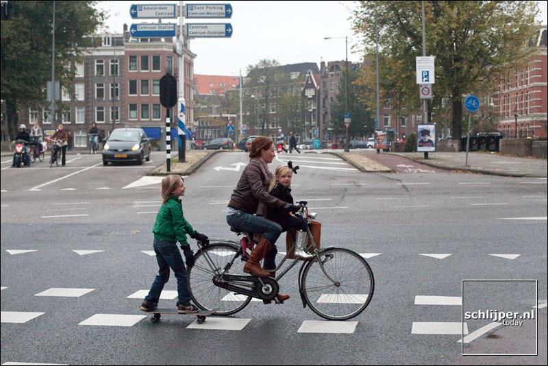 Nederland, Amsterdam, 22 oktober 2009
