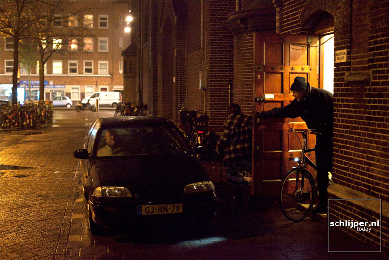 Nederland, Amsterdam, 24 oktober 2009