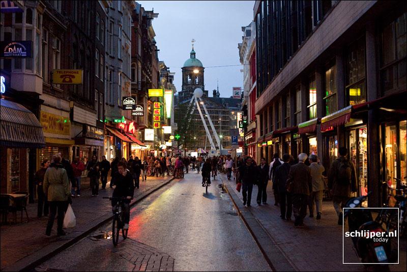 Nederland, Amsterdam, 26 oktober 2009