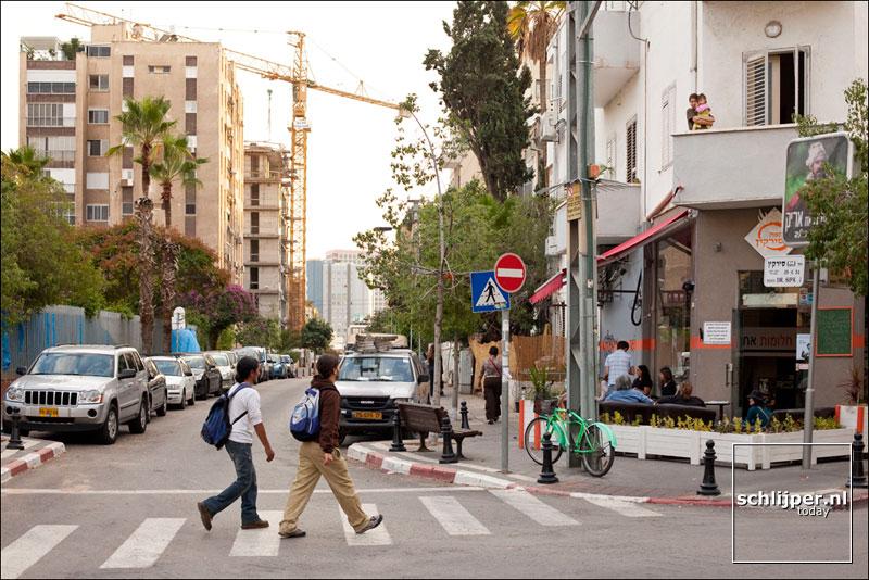 Israel, Tel Aviv, 1 november 2009