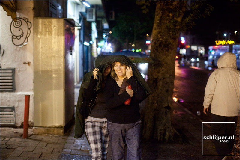 Israel, Tel Aviv, 2 november 2009