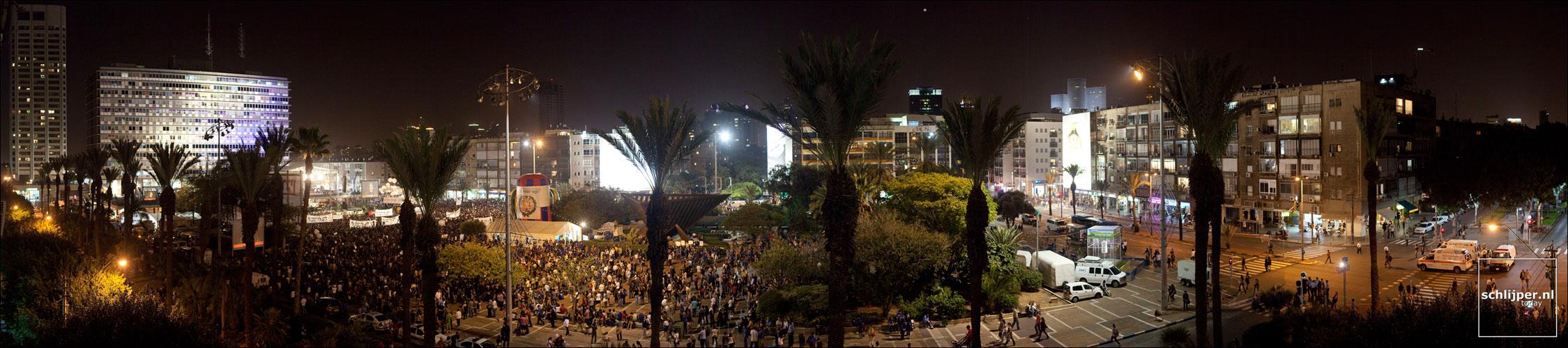 Israel, Tel Aviv, 7 november 2009