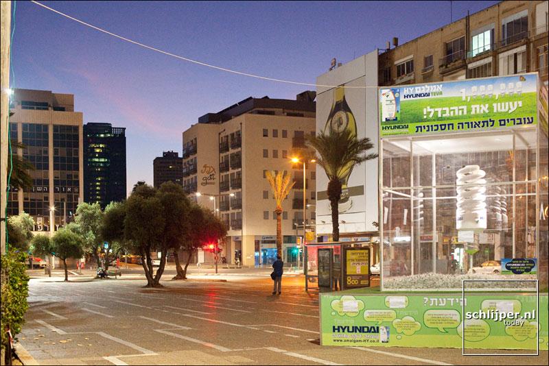 Israel, Tel Aviv, 22 november 2009