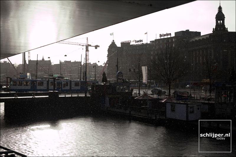 Nederland, Amsterdam, 27 november 2009