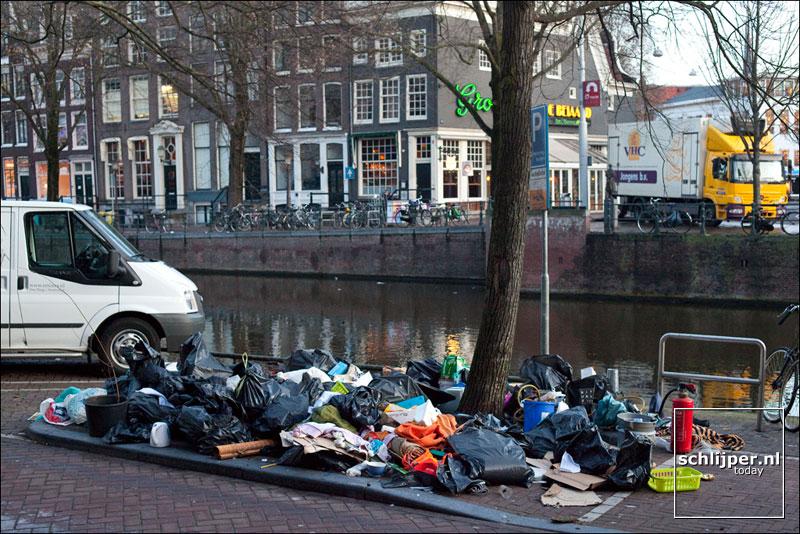 Nederland, Amsterdam, 30 november 2009
