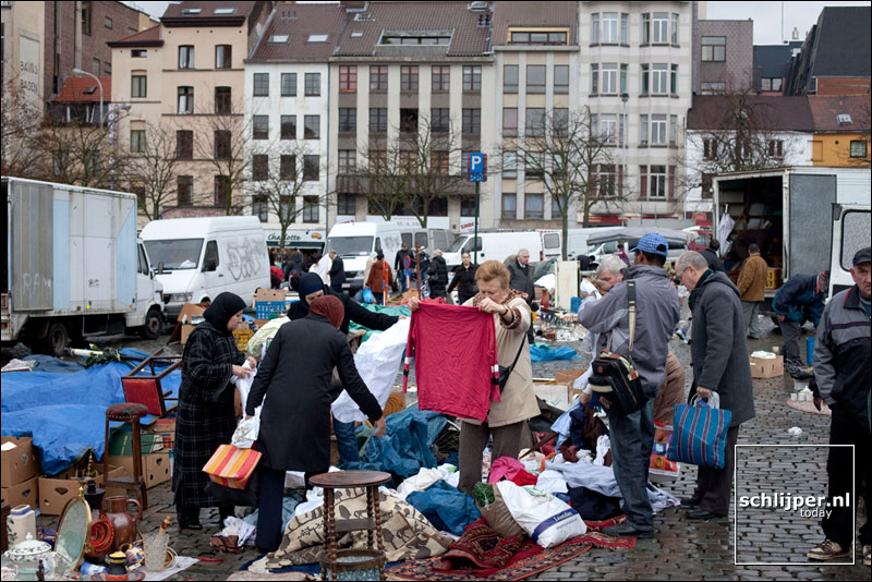 Belgie, Brussel, 3 december 2009