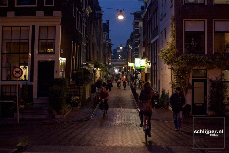 Nederland, Amsterdam, 4 december 2009