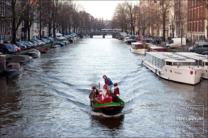 Nederland, Amsterdam, 5 december 2009
