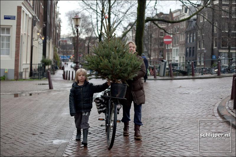 Nederland, Amsterdam, 6 december 2009