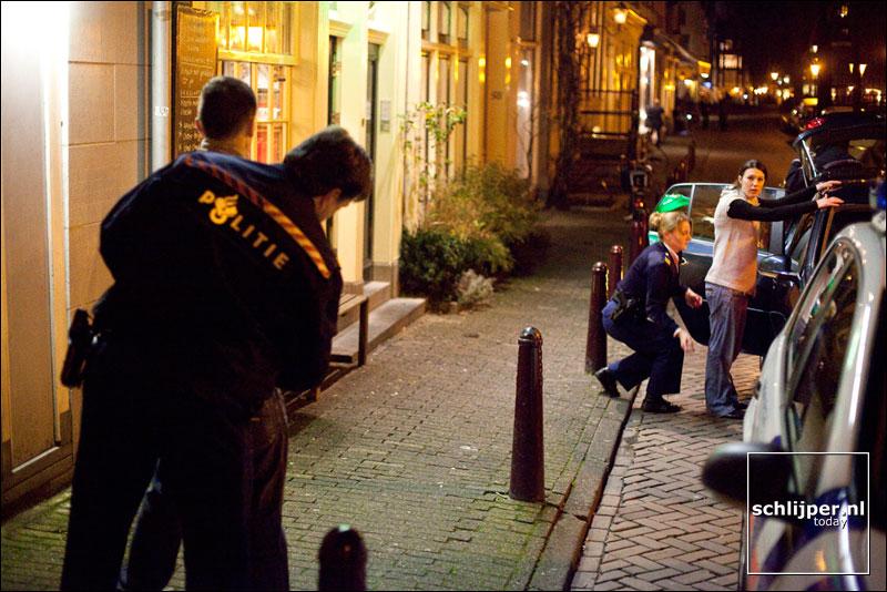 Nederland, Amsterdam, 8 december 2009