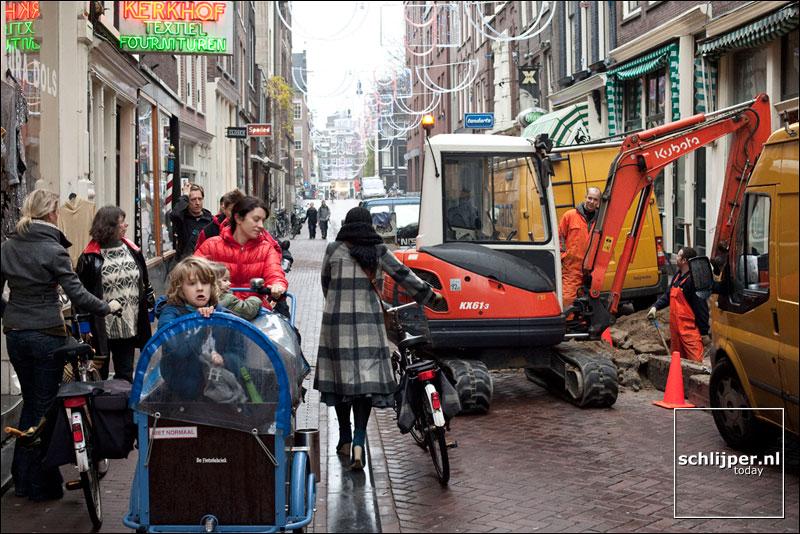 Nederland, Amsterdam, 9 december 2009