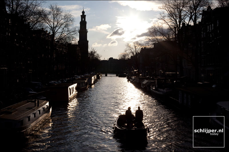 Nederland, Amsterdam, 12 december 2009
