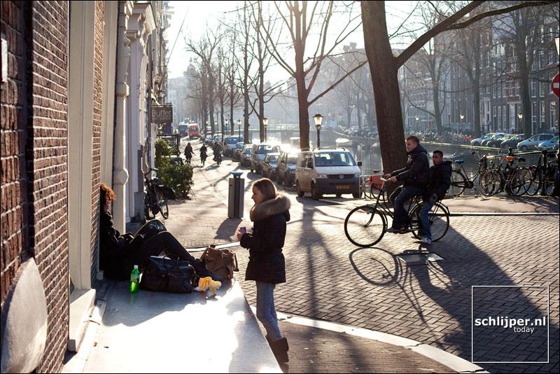Nederland, Amsterdam, 15 december 2009