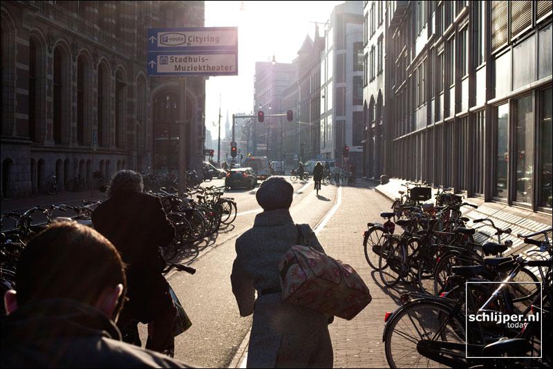 Nederland, Amsterdam, 16 december 2009