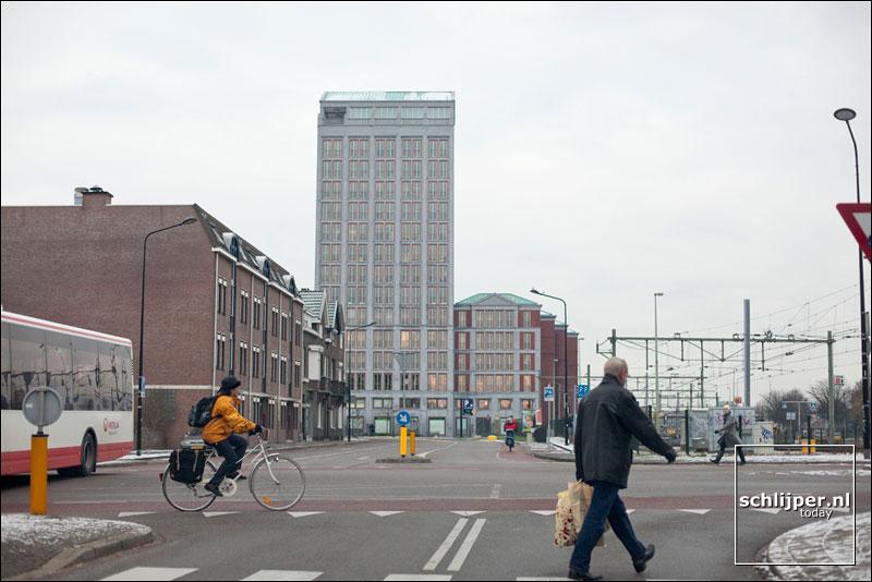 Nederland, Maastricht, 17 december 2009