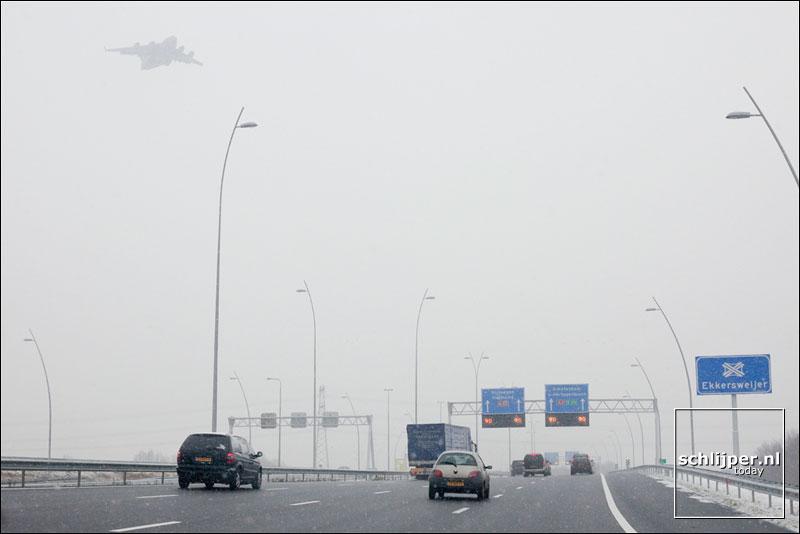 Nederland, Eindhoven, 17 december 2009
