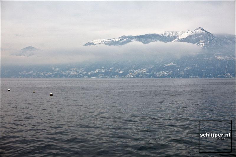 Italië, Luino, 22 december 2009