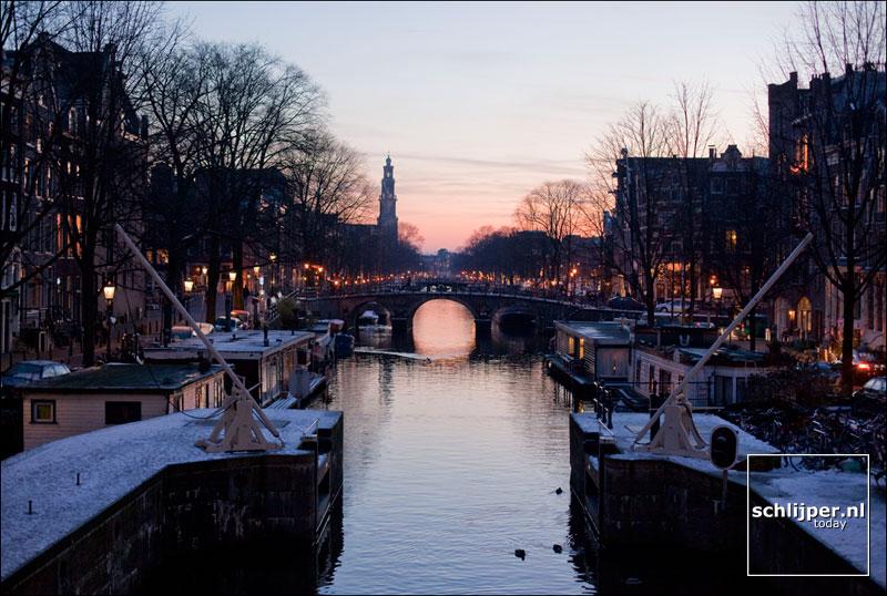 Nederland, Amsterdam, 3 januari 2010