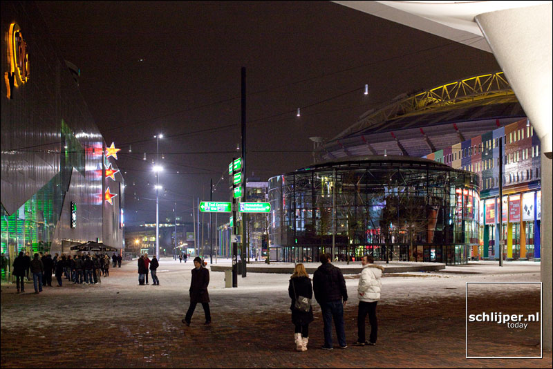 Nederland, Amsterdam, 11 januari 2010