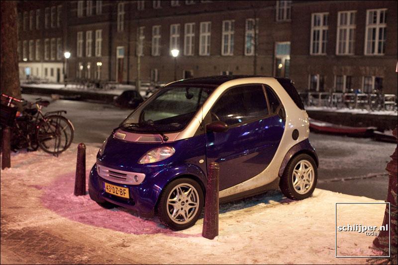 Nederland, Amsterdam, 12 januari 2010
