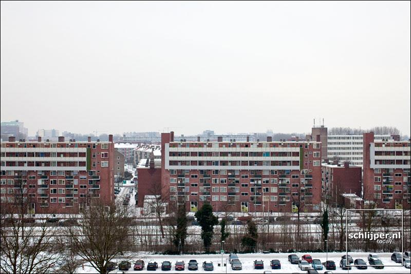 Nederland, Amsterdam, 13 januari 2010