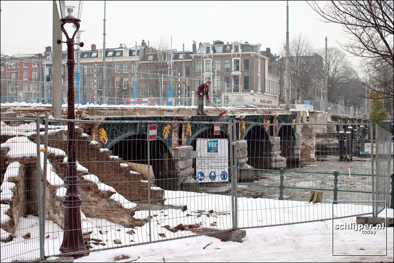 Nederland, Amsterdam, 15 januari 2010
