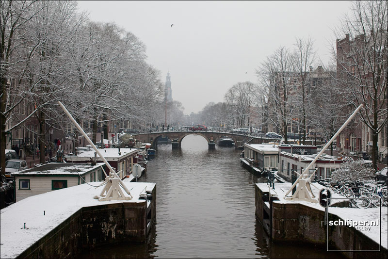 Nederland, Amsterdam, 24 januari 2010