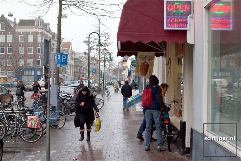 Nederland, Amsterdam, 27 januari 2010