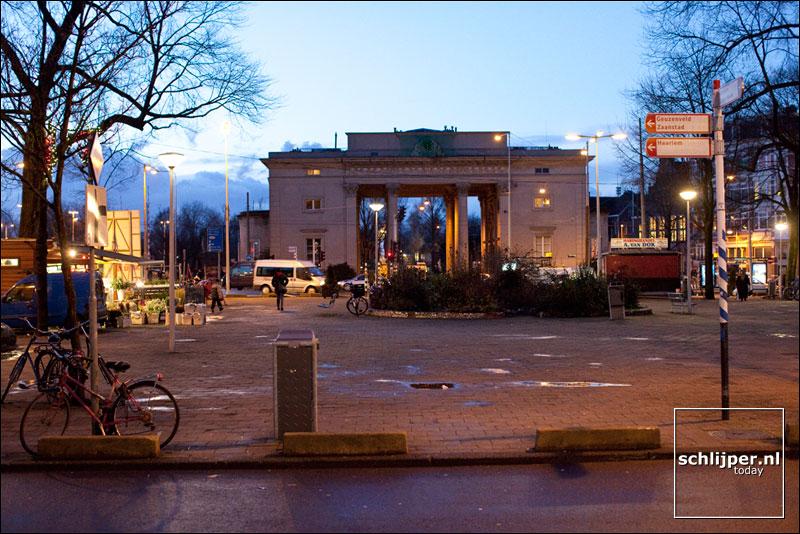 Nederland, Amsterdam, 29 januari 2010