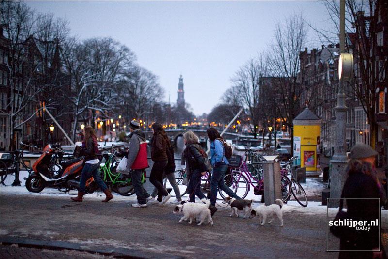 Nederland, Amsterdam, 30 januari 2010