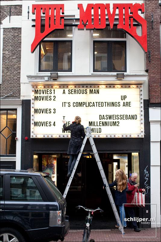 Nederland, Amsterdam, 4 februari 2010