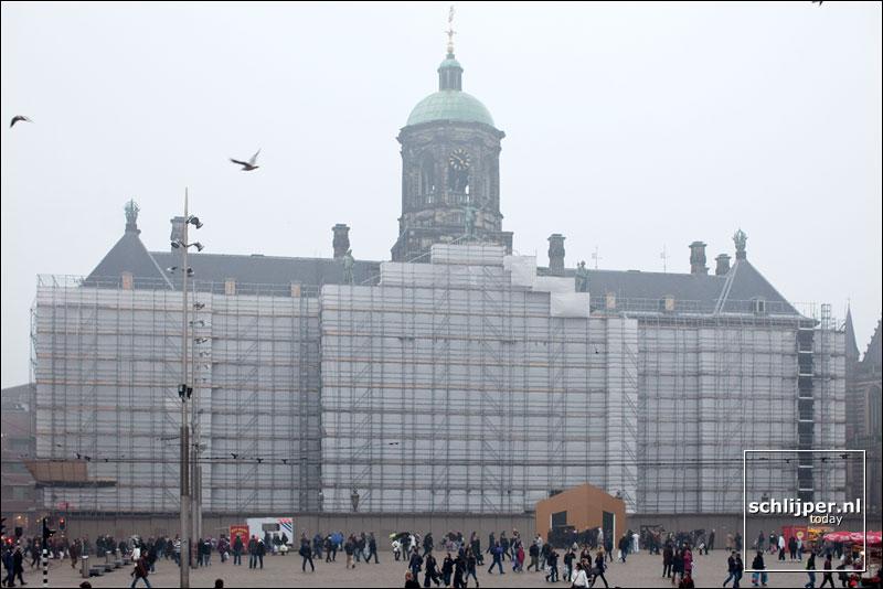Nederland, Amsterdam, 6 februari 2010