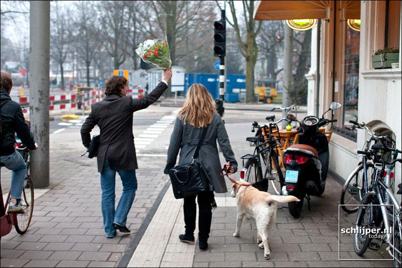 Nederland, Amsterdam, 7 februari 2010