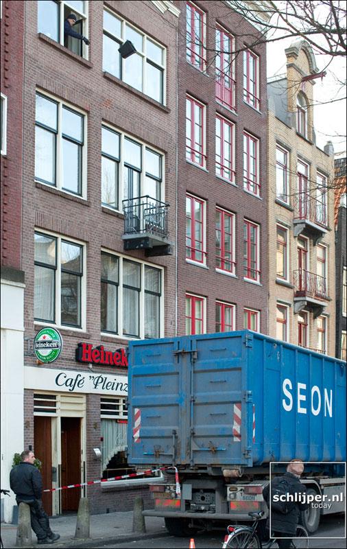 Nederland, Amsterdam, 9 februari 2010