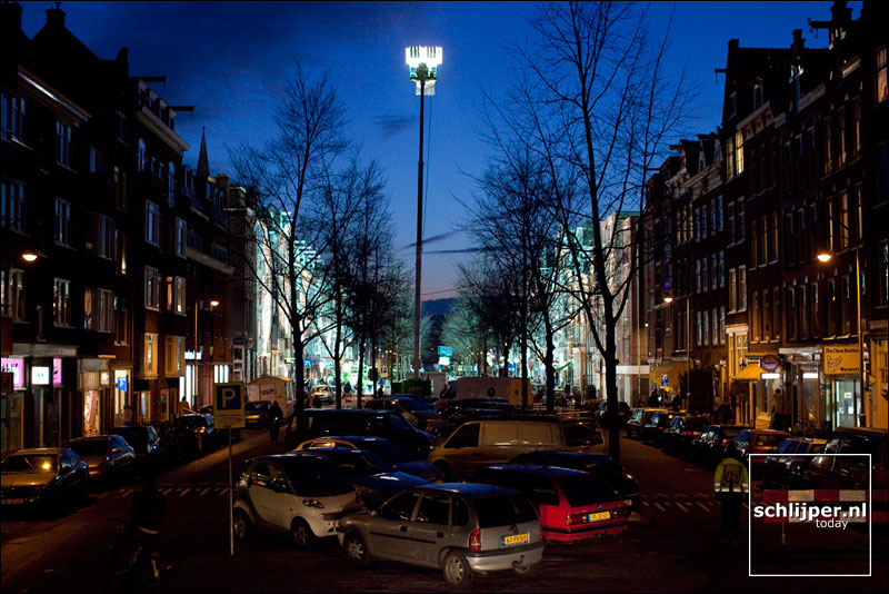 Nederland, Amsterdam, 16 februari 2010