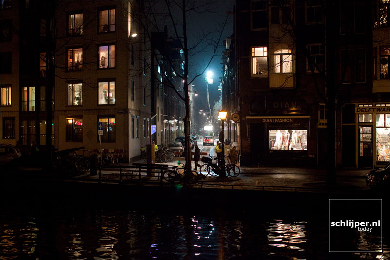 Nederland, Amsterdam, 17 februari 2010