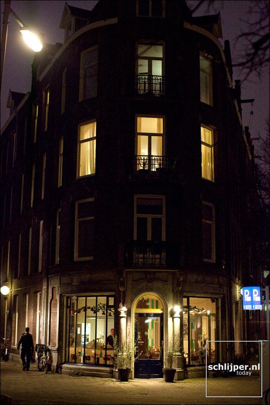 Nederland, Amsterdam, 18 februari 2010