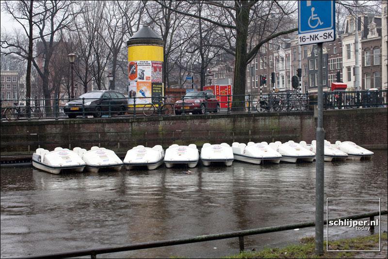 Nederland, Amsterdam, 22 februari 2010