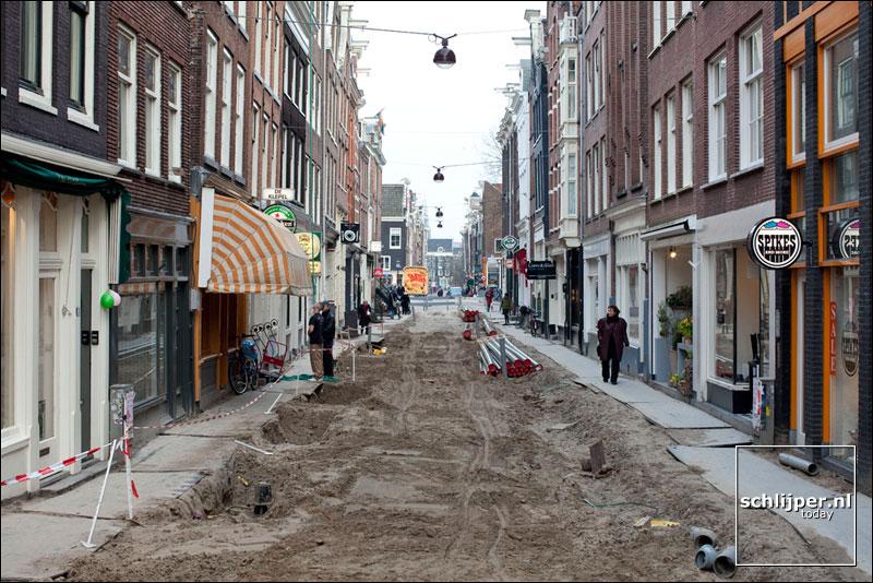 Nederland, Amsterdam, 23 februari 2010