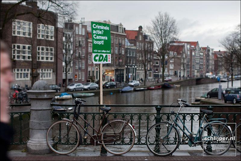 Nederland, Amsterdam, 24 februari 2010