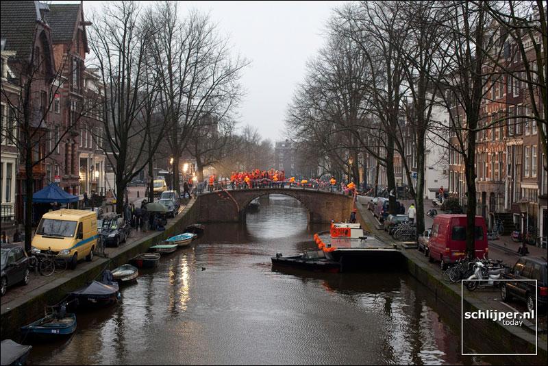 Nederland, Amsterdam, 25 februari 2010