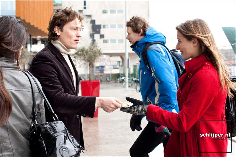Nederland, Amsterdam, 27 februari 2010