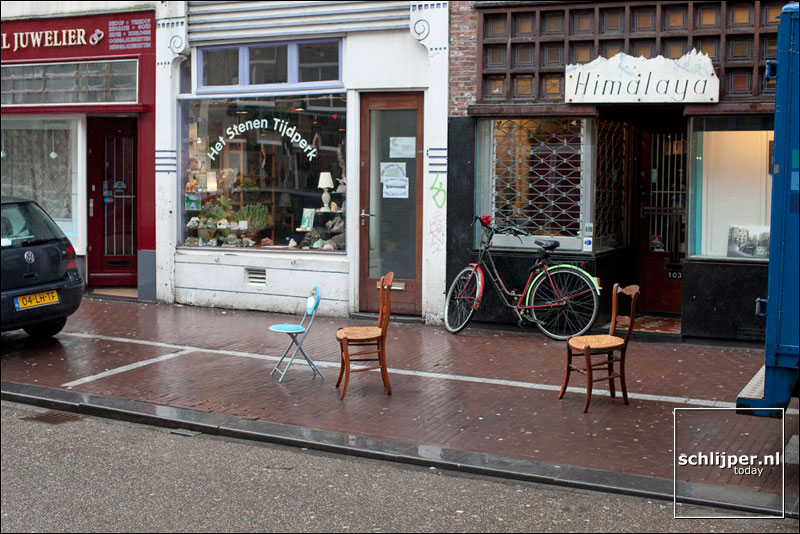 Nederland, Amsterdam, 28 februari 2010