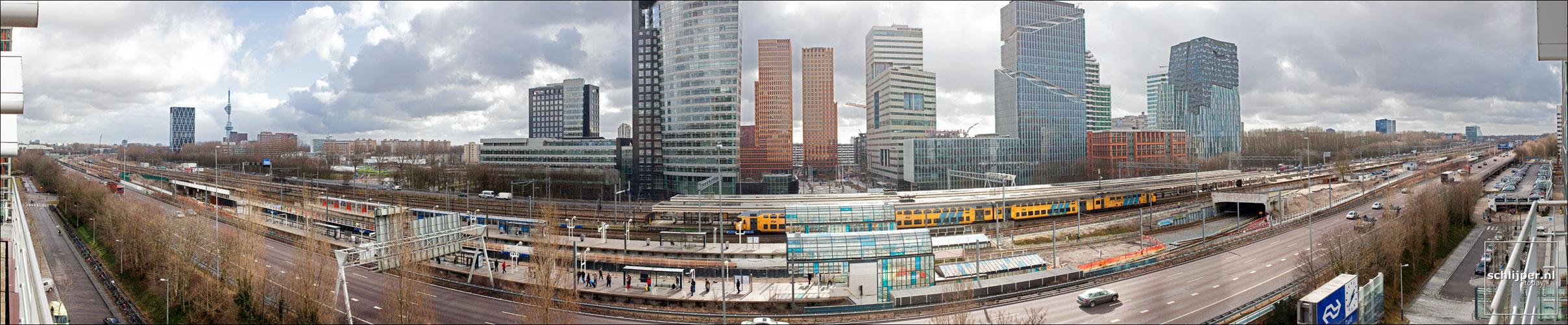 Nederland, Amsterdam, 1 maart 2010
