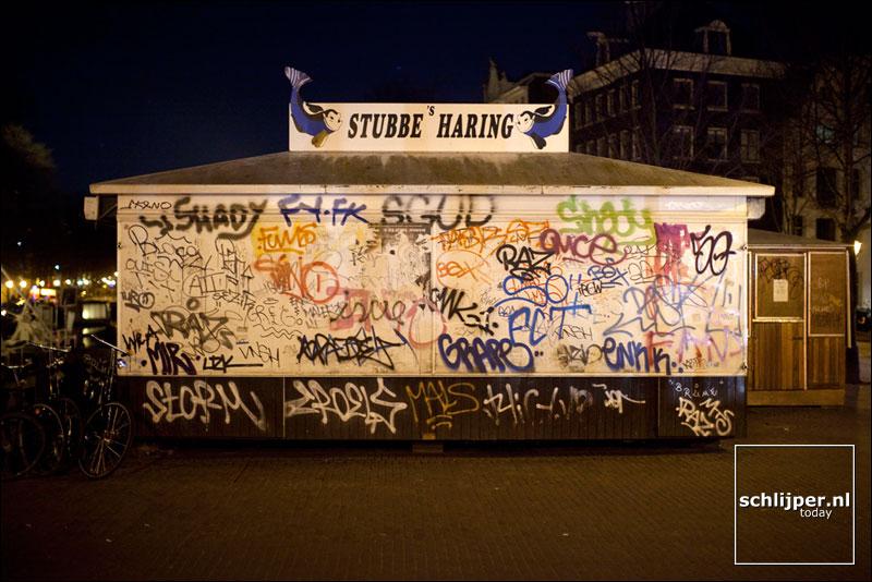 Nederland, Amsterdam, 6 maart 2010