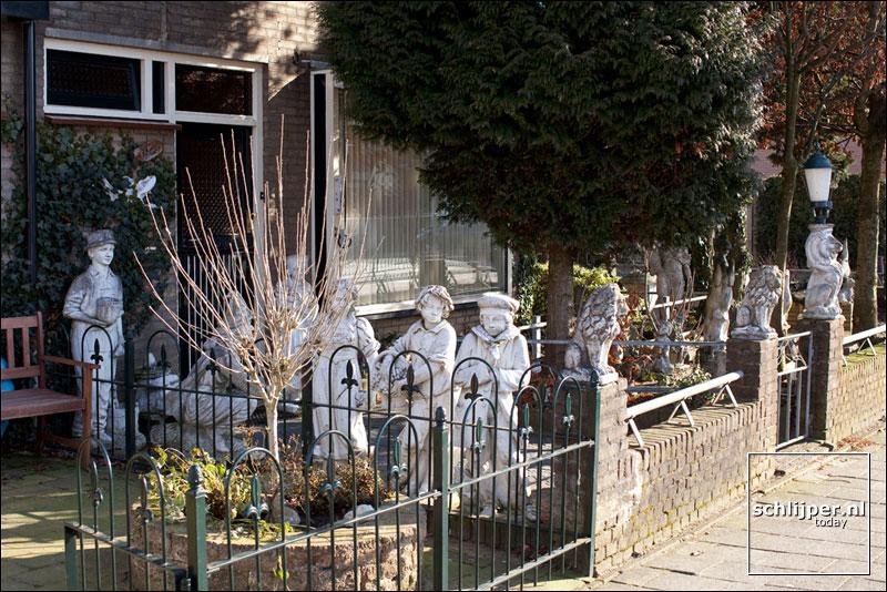 Nederland, Spakenburg, 7 maart 2010